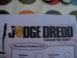 Partie de Judge Dredd chez Trem