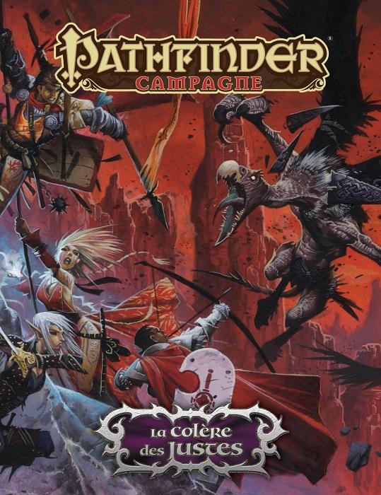 Pathfinder : La colère des justes