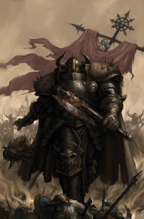 Warhammer Mark of blood