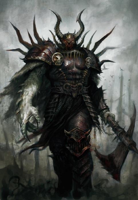 Mark of Blood - Warhammer