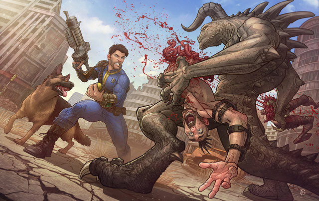 """Fallout NV """"sierra madre"""""""