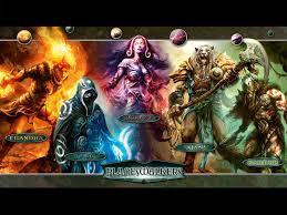 The last Human Gathering (Magic)