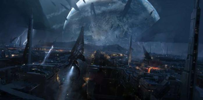 Mass Effect : L'ombre de Shepard