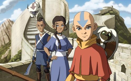 Les Maitres des éléments (basé sur l'univers d'avatar le dernier maitre de l'air)